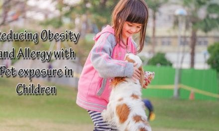 Reducing Obesity and Allergy with Pet exposure in Children