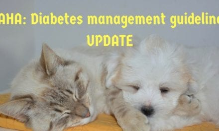 AAHA Diabetes management guidelines for dogs and cats UPDATE