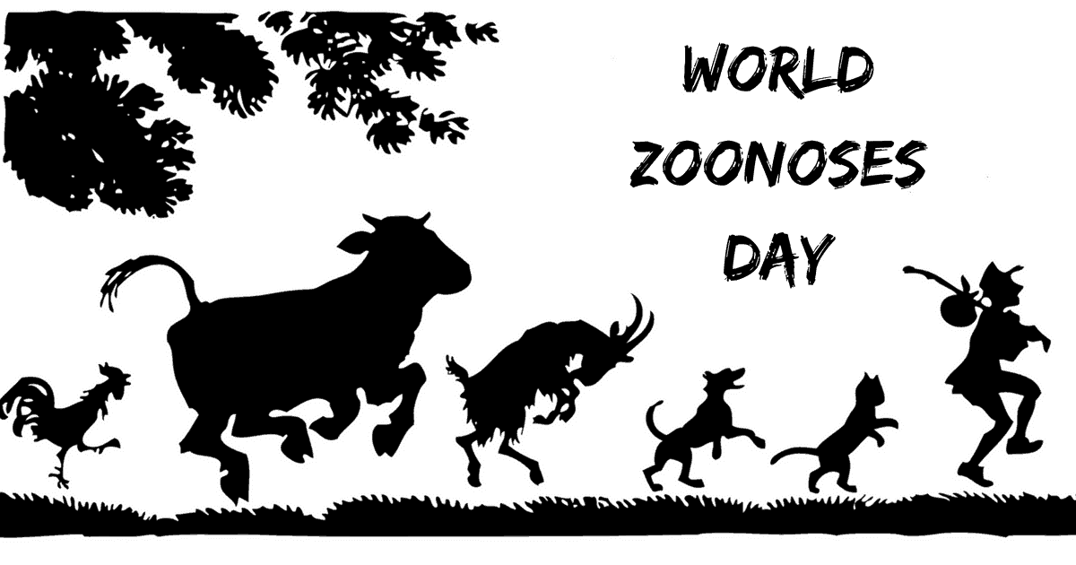 World Zoonoses Day – July 6
