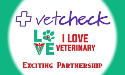 Exciting new partnership with VetCheck