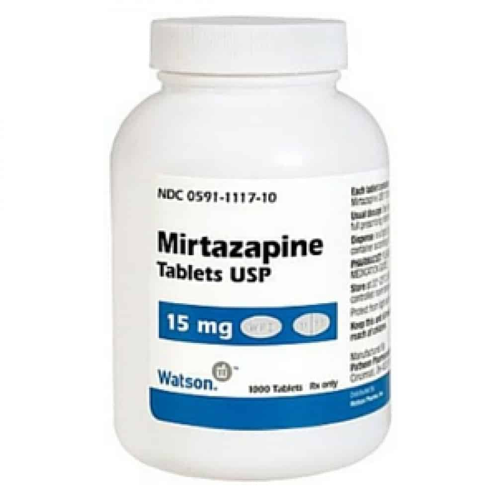mirtazipine for cats