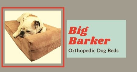 Big Barker Dog Beds