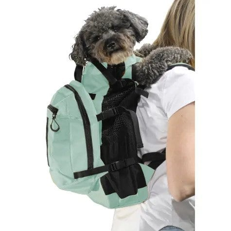 K9 Sport Sack Air Plus backpack review by I Love Veterinary